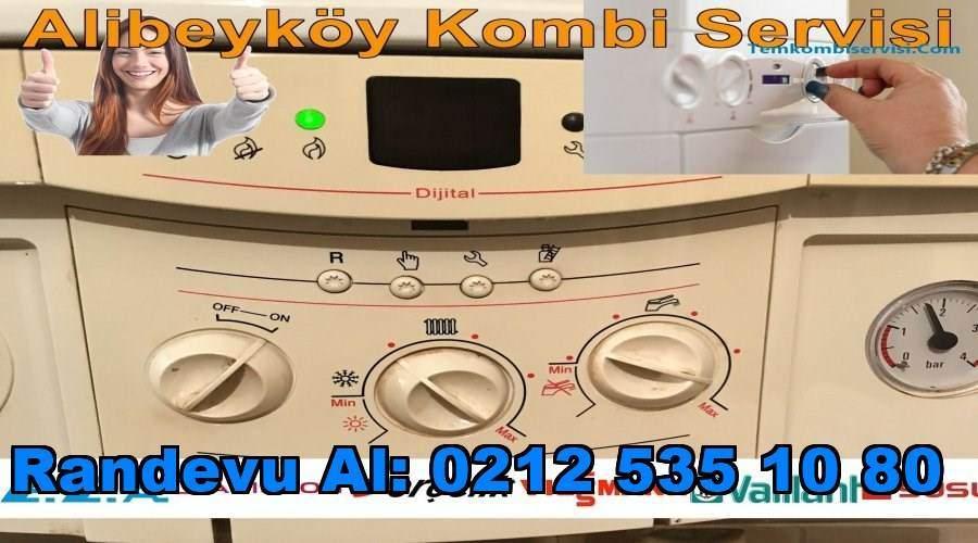 Alibeyköy Kombi Servisi